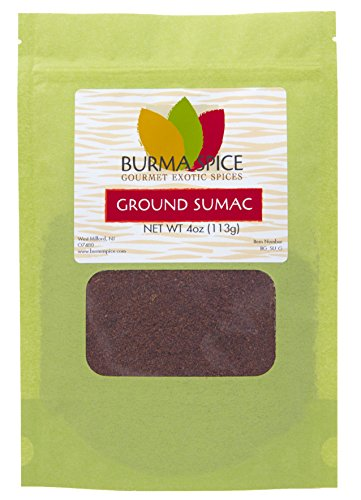 Ground Sumac, 4oz.