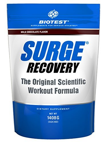 Surge Recovery - Chocolate - 1408 g by Biotest
