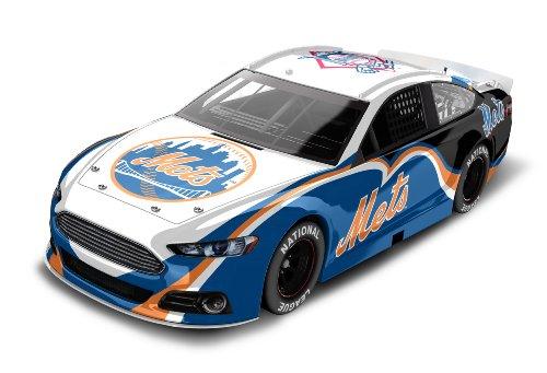 New York Mets Major League Baseball Hardtop Diecast Car, 1:64 Scale