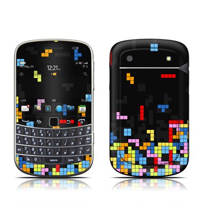 Tetrads Design Protector Skin Decal Sticker for BlackBerry Bold Touch 9930 9900 Cell Phone