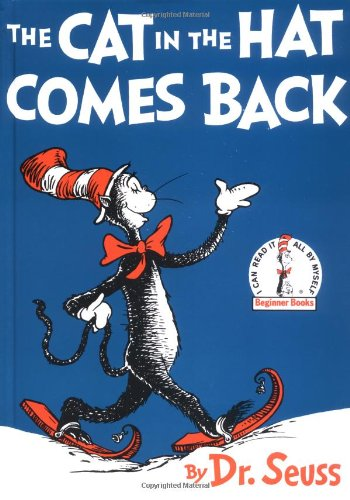the cat in the hat comes back beginner books r 感想 dr 読書