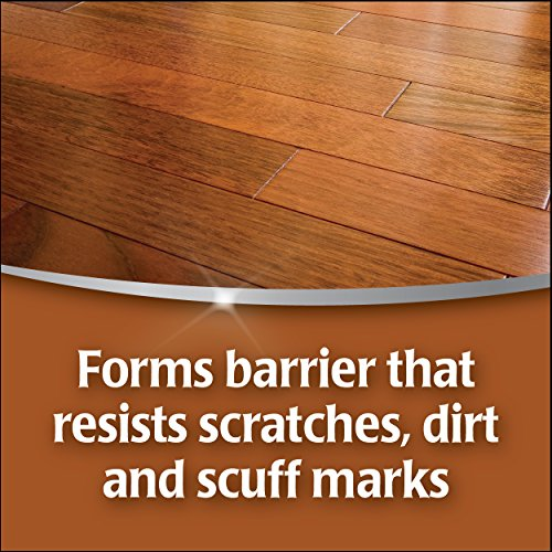 Weiman Wood Floor Polish and Restorer (2 Pack) 32 Ounce - High-Traffic Hardwood Floor, Natural Shine, Removes Scratches, Leaves Protective Layer by Weiman (Image #5)