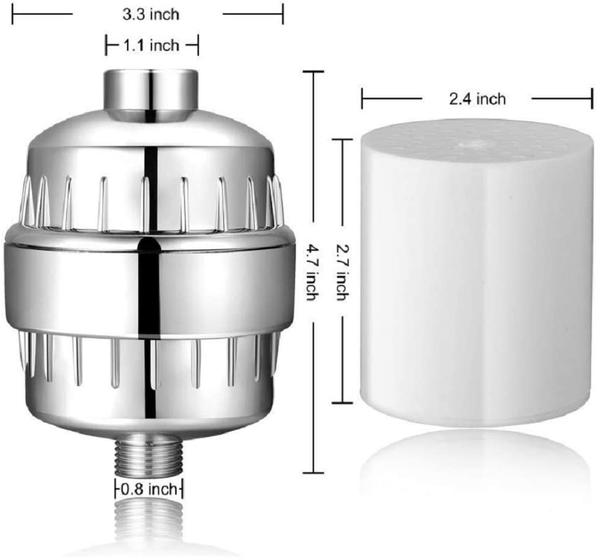 Purificador de agua multifunción, 12 niveles, con filtro de ...
