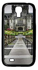 Cool Painting Castle Rock Polycarbonate Hard Case Cover for Samsung Galaxy S4/I9500 wangjiang maoyi