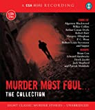 img - for Murder Most Foul: The Collection: Eight Classic Murder Stories (A CSA Word Recording) book / textbook / text book