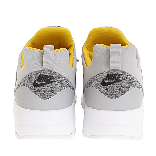 NIKE Men's Air Max Motion Racer Shoe Wolf Grey/Black-Vivid Sulfur Wolf Grey/Black-vivid Sulfur high quality cheap online cheap sale low shipping wiki cheap online LKFQC0St