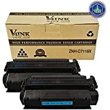 V4ink ® 2pack New Compatible 15x C7115x Toner Cartridge -3,500 Page Yield for Laserjet 1000 1200 3330 Series Printers