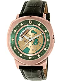 Bulova Men's Accutron Ii 97A122 Black Leather Quartz Watch