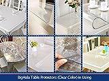 BigHala 42 x 84 Table Protector Wood Furniture