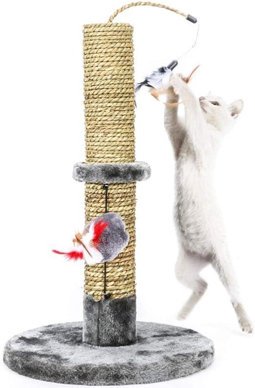Árbol para Gatos,Árbol De Gato,Rascador Trepar Sisal con El Ratón ...