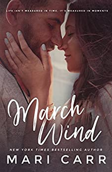 March Wind (Wilder Irish Book 3) by [Carr, Mari]