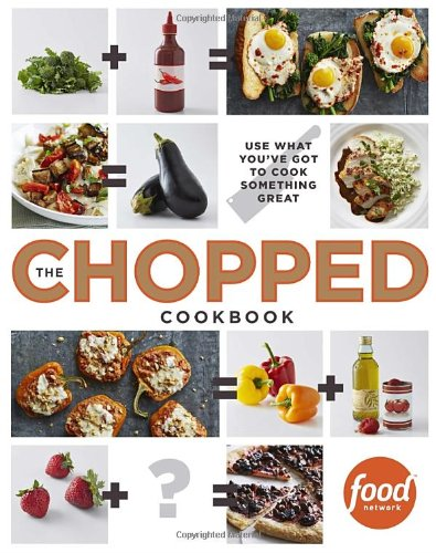 Chopped Cookbook Youve Something Great product image