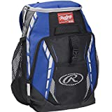 Rawlings R400 -R Youth Baseball Equipment Bags Backpacks