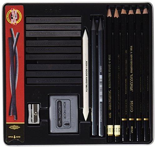 Koh-I-NOOR 8898-Bleistifte, 24Teile