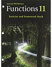 Functions 11: Exercise and Homework Book