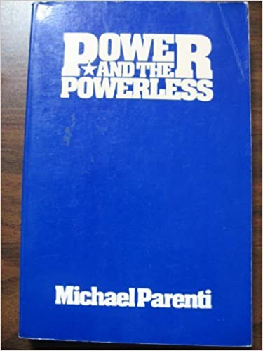 Book Power and the Powerless