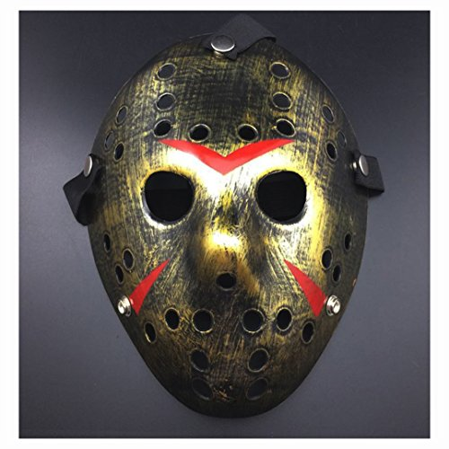Kaluo Friday The 13th Jason Voorhees Mask Halloween Cosplay Costume Prop