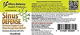Micro Balance Sinus Defense Spray, Rapid, Prolonged