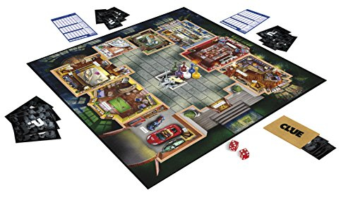 clue board game instructions