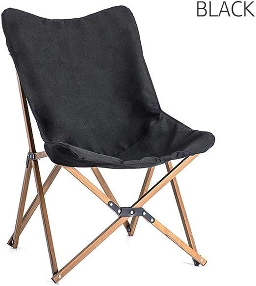 Silla de camping con almohada Silla de camping sillas plegables ...