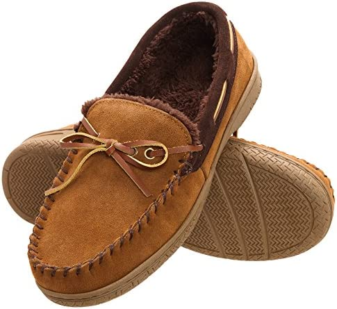 Heat Edge Outdoor Moccasin Slipper product image