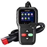 KW680 OBD2 Scanner Car Code Reader Scan Tool Full OBDII EOBD Functions Car Scan Tool Vehicle Engine with O2 Sensor Test and On Board Monitor Test-Black