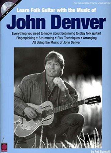 Learn Folk Guitar with the Music of John (Cherry Lane Folk Sheet Music)