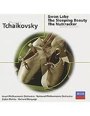 Tchaikovsky: Swan Lake, Sleeping Beauty, The Nutcracker - Ballet Suites