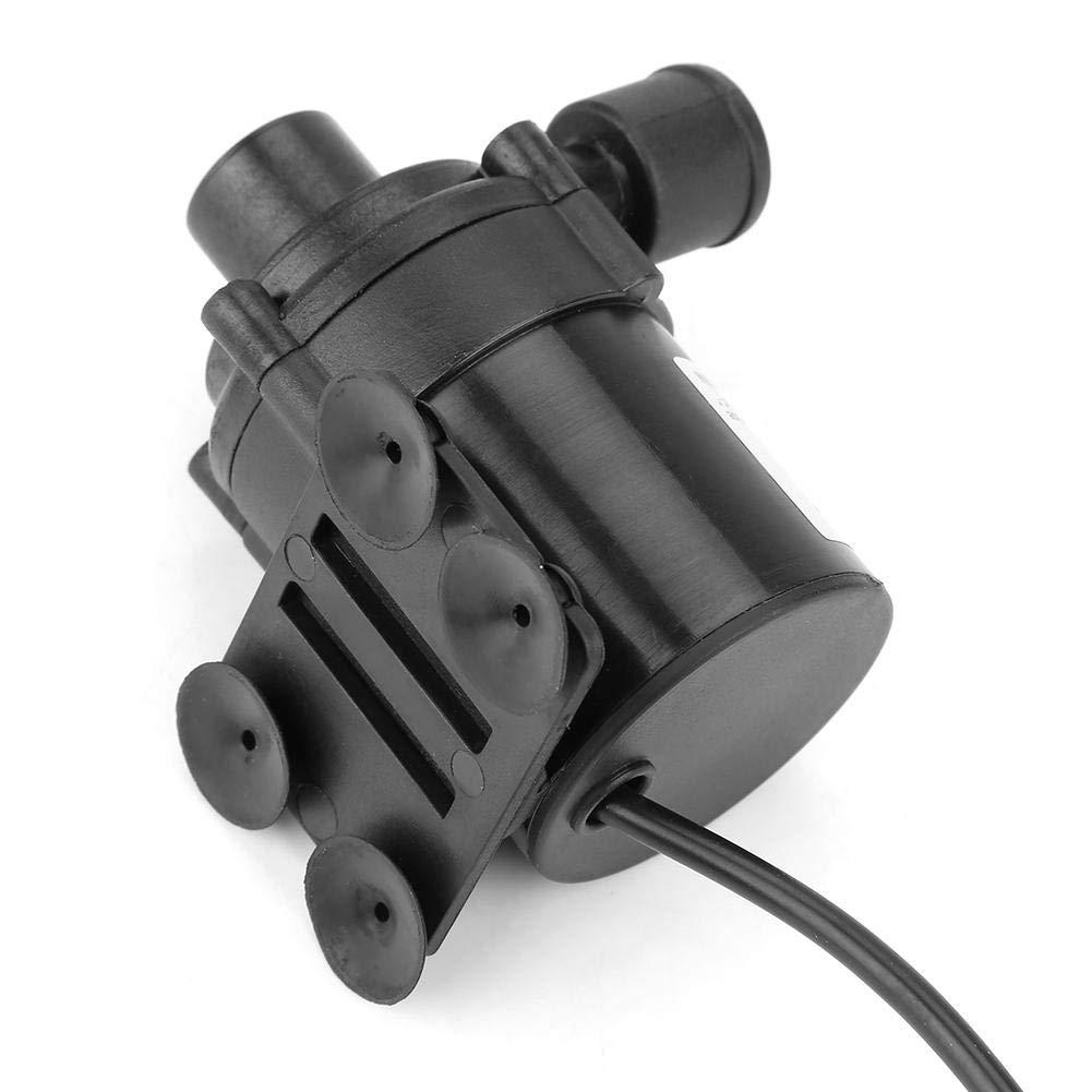H per acquari piccoli pesci Pompa acqua Pompa acqua motore senza spazzole DC 12V 16mm a filettatura femmina JT-600C-12 Pompa acqua 580L