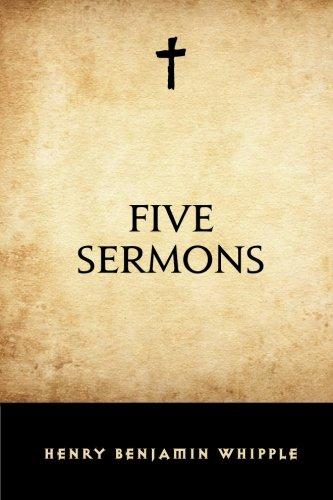 Five Sermons pdf