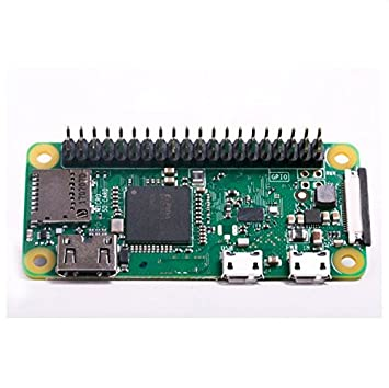 Raspberry Pi Zero Wh Amazon Co Uk Computers Accessories