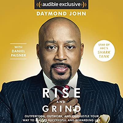 by Daymond John (Author, Narrator), Daniel Paisner (Author), Sway Calloway (Narrator), Audible Studios (Publisher) (104)  Buy new: $29.95$25.95
