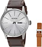 Nixon Mens The Sentry Pack x The Double Strap Pack Collection