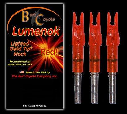 Lumenok GT Nock (3-Pack), ()