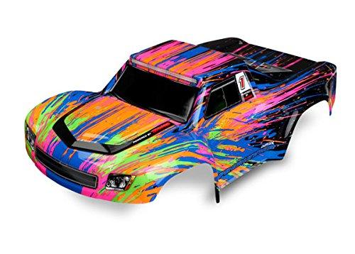 Traxxas TRA7620 Body, LaTrax Desert PreRunner, color burst (painted)/ decals