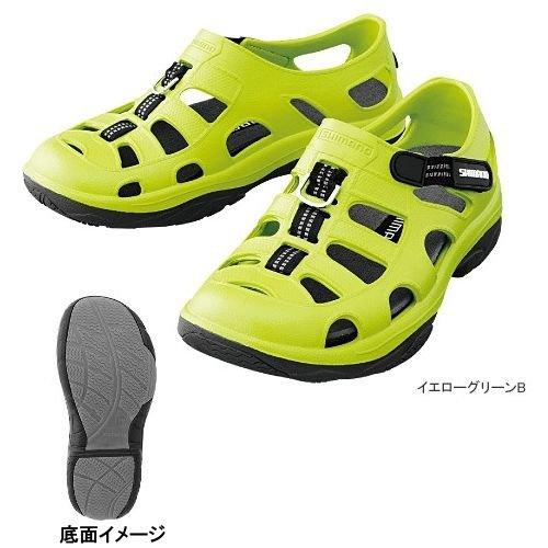 シマノ Evair Marine Fishing ShoesFS-091Iの商品画像