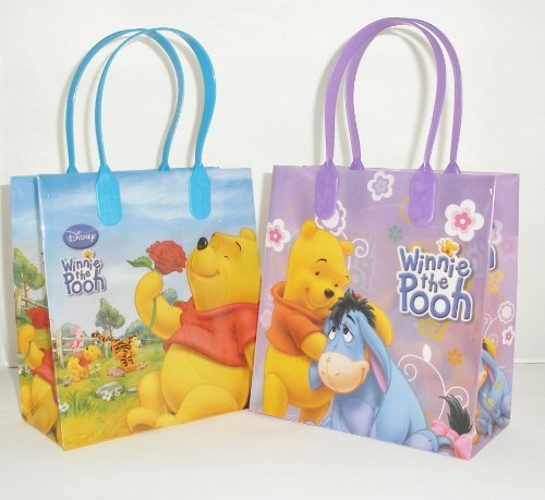 Disney Winnie the Pooh Party Favor Goodie Small Gift Bags 12]()