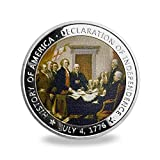 US Military Challenge Coin Presidential 1776