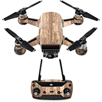 Skin for DJI Spark Mini Drone Combo - On The Fence| MightySkins Protective, Durable, and Unique Vinyl Decal wrap cover | Easy To Apply, Remove, and Change Styles | Made in the USA