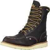 "Thorogood Men's 8"" Moc Toe, MAXwear Wedge Waterproof Non-Safety Toe"