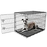 Carlson Secure and Compact Single-Door Large Dog Crate For Sale