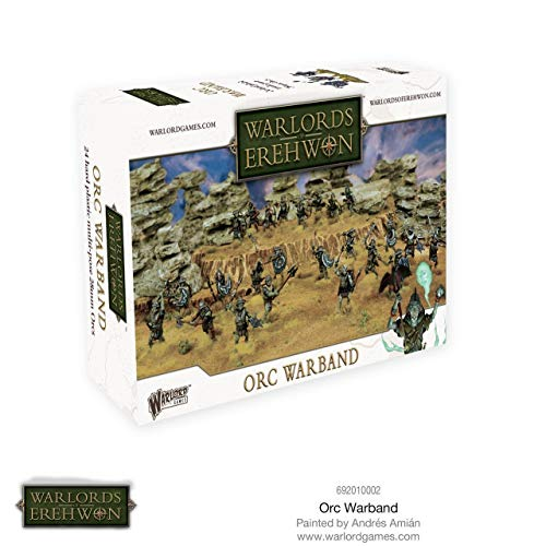 (Warlords of Erehwon: Orc Warband)