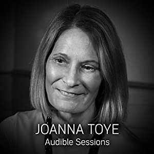 FREE: Audible Sessions with Joanna Toye Speech