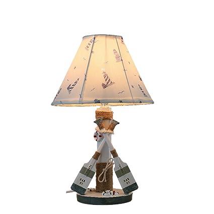 NPZ- Lámpara para niños, Lámpara de resina Paño para lámpara ...
