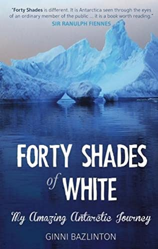 book cover of Forty Shades of White