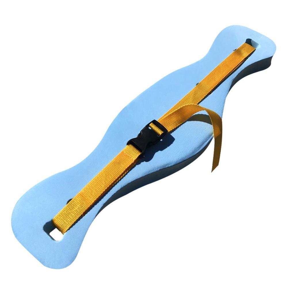 LeKing Swim Waist Belt,Back Float Kickboard,Adjustable Flotation Belt for Children Swimming Training