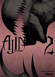 Ajin, tome 2 par Tsuina Miura