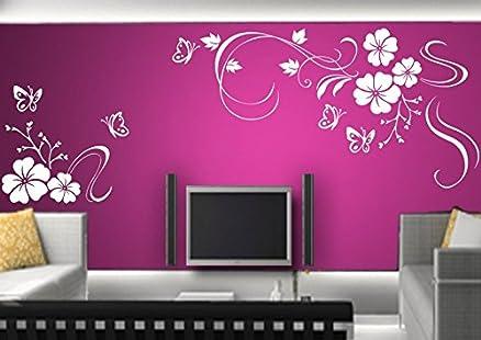 2 pezzi tatuaggio parete adesivo adesivi murali soggiorno camera ... - Disegni Su Pareti Soggiorno 2
