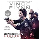 American Assassin Audiobook by Vince Flynn Narrated by George Guidall