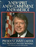 """A New Spirit, a New Commitment, a New America"", 1977 Inaugural Committee (U.S.), 055301000X"